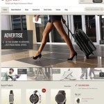 Click to visit Responsive Ecommerce Template