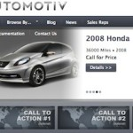 auto car dealership wordpress theme automotiv 3 150x150 Website Clones and Templates