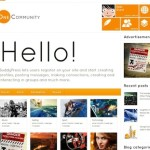 build site like facebook social networking buddypress wordpress theme onecommunity 2 150x150 Website Clones and Templates