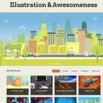 Click to visit Responsive Business Portfolio Mozzy