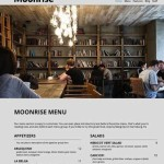 cafe restaurant template responsive wordpress theme moonrise 2 150x150 Website Clones and Templates