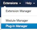 cmsmind joomla 3 plugin manager Joomla 3.0   How to Enable a Plugin in Joomla