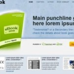 ebook book promotion template wordpress theme ebook 2 150x150 Website Clones and Templates