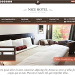 hotel vacation rental motel wordpress theme nice hotel 2 150x150 Website Clones and Templates
