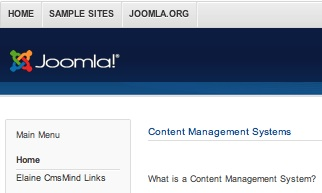 Joomla 3.0 - Removed Main Menu Page Heading from Homepage
