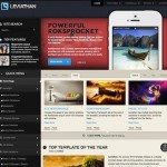joomla 3 magazine template news template leviathan 2 150x150 Website Clones and Templates