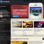 Click to visit Responsive Joomla 3.0 Magazine Template