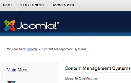 joomla 3 remove home breadcrumbs from homepage 5 Joomla 3.0   How to Remove Home From the Breadcrumbs