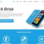 Thumbnail image for Create a Professional Business Website with Joomla 3.0 Template – Brisk