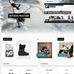 Click to visit Responsive Online Store Template General Commerce