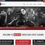 music online store ecommerce wordpress theme musica 2 150x150 Website Clones and Templates