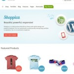 online store ecommerce template wordpress theme shoppica 2 150x150 Website Clones and Templates