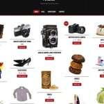 pinterest inspired online store ecommerce pinshop 2 150x150 Website Clones and Templates
