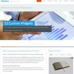 Click to visit Responsive Professional Business Template with Full Width Slideshow