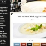 Click to visit Responsive Restaurant With Online Reservation Form