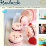 Thumbnail image for Make a Site for Bakery Website with WordPress – Handmade