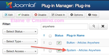 joomla 3 how to add articles to modules 3 Joomla 3.0   How to Insert an Article in a Module?