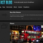 minimalistic tumblr clone tumblog wordpress theme fast blog 2 150x150 Website Clones and Templates