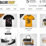 responsive ecommerce online store wordpress theme bazar 2 150x150 Website Clones and Templates