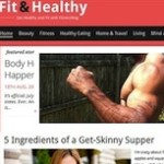 Click to visit Responsive Fitness & Health Magazine Wordpress Theme - Fit&Healthy