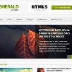 Click to visit Responsive Magazine Wordpress Theme - Emerald