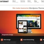 responsive business portfolio wordpress theme interakt 3 150x150 Website Clones and Templates