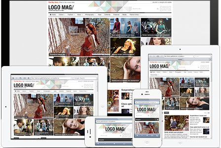 responsive magazine news wordpress theme patterns Create a Responsive Magazine Site with Magazine Wordpress Theme   Patterns