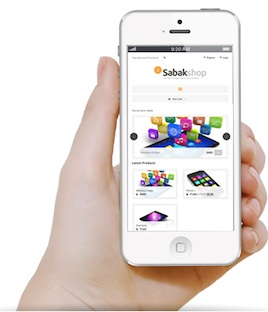 responsive online store business portfolio Sabak store WooCommerce Tokokoo features Best Ecommerce Themes