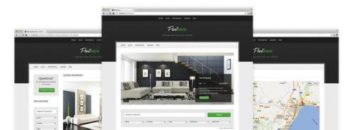 responsive real estate site like mls wordpress theme penthouse features 2 Best Real Estate Themes