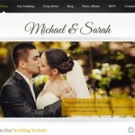 Click to visit Responsive Wedding Photography Template - Marriage