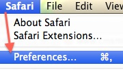 safari preferences How to View HTML Page Source in Safari on a Mac