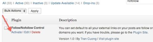 wordpress plugin default nofollow external links 2 How to Add NoFollow to All External Links in Wordpress