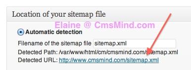 create xml sitemap google xml sitemaps link 6 How to Create an XML Sitemap in Wordpress