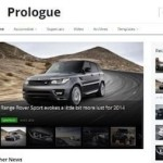 Click to visit Responsive Auto Blog Wordpress Theme - Prologue