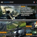 Click to visit Game Review Site with Wordpress Theme - GamingZone