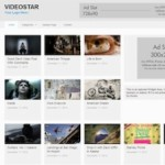 responsive video site like youtube wordpress theme videostar 2 150x150 Website Clones and Templates