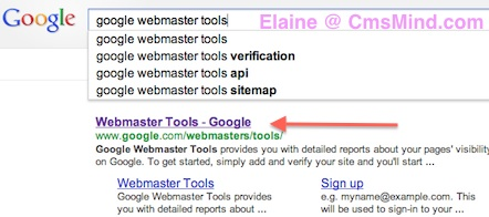 submit xml sitemap to google webmaster tools search 1 How to Submit XML Sitemap to Google Webmaster Tools