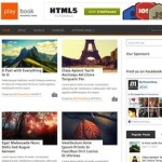 Click to visit Responsive Free Magazine Wordpress Theme - Playbook