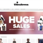 repsonsive ecommerce wordpress theme online store ultraseven 2 150x150 Website Clones and Templates