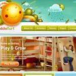 Responsive Kids WordPress Theme - KiddoTurf