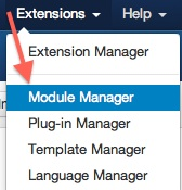 Extensions modules joomla3 cmsmind Joomla 3 Tutorial   How to Add a Whos Online Module to your Site