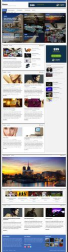 responsive magazine news wordpress theme neuton Cost to Make a News Site Responsive News Wordpress Theme   Neuton