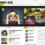 Click to visit Responsive Magazine Template - Nexus