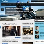 Click to visit Professional News & Magazine Wordpress Theme - Cerulean