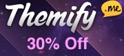 Themify.me 30% off All Themes