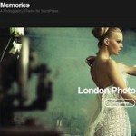 Responsive photography wordpress theme Memories WordPress theme 2 150x150 Website Clones and Templates