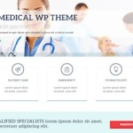 Click to visit Responsive Medical Office with Online Appointment Booking Wordpress Theme - MedPark