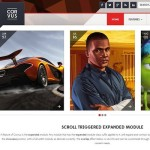 Thumbnail image for Create an Amazing Magazine Website with Joomla 3 Magazine Template Corvus