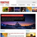Thumbnail image for Create an Magazine & Online Store Website with FrontPage WordPress Theme
