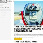 Thumbnail image for Create a Tumblr Clone with WordPress Tumblr Theme – Hipster